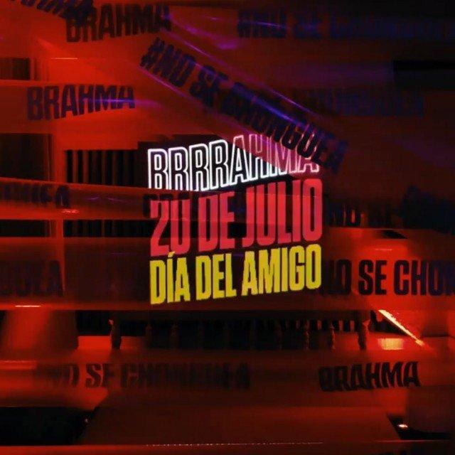 Dia do Amigo - Brahma Argentina