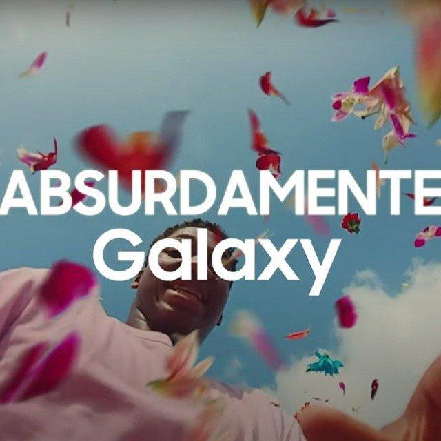 Absurdamente Galaxy - Samsung