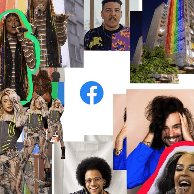 #JuntosComOrgulho - Facebook