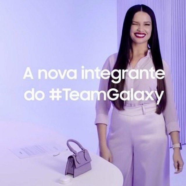 Juliette #TeamGalaxy - Samsung